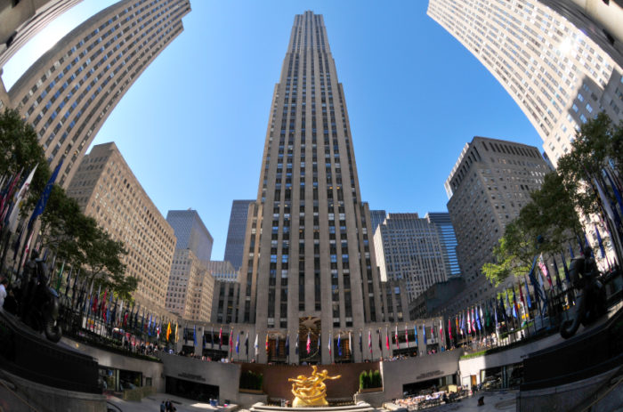 Rockefeller Center New York City