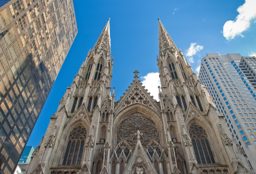 saint patrick s cathedral nyc tour usa guided tours