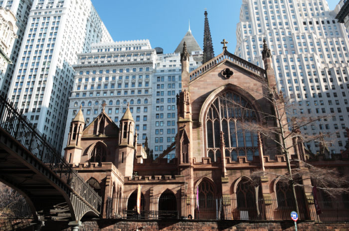 TRINITY CHURCH | DISCOVER NY