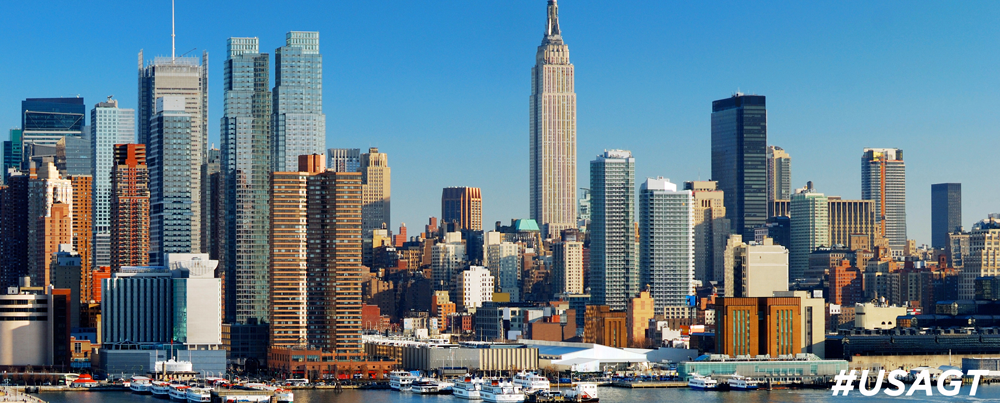 Midtown Manhattan Panorama | USA Guided Tours NY | New York Bus Tours | Best Guided NYC Bus Tours