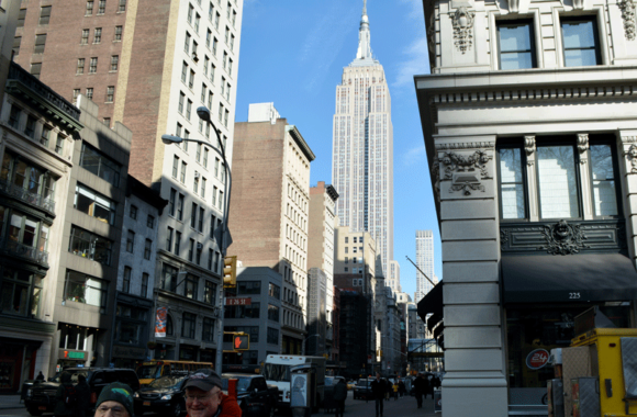 Empire State Building NYC | New York Bus Tours