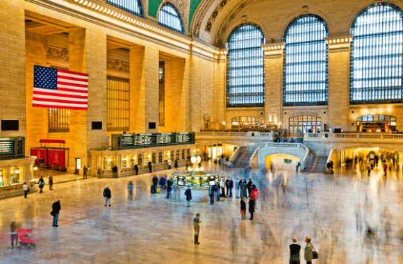 Grand Central Station NYC | New York Bus Tours | Best Guided NYC Bus Tours