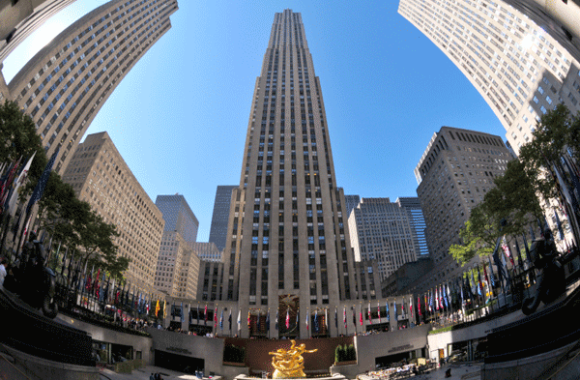 Rockefeller Center NYC | New York City Bus Tours