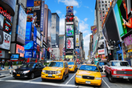 Times Square NYC | New York Bus Tours