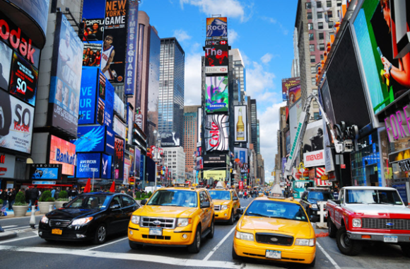 Times Square | New York City Bus Tours