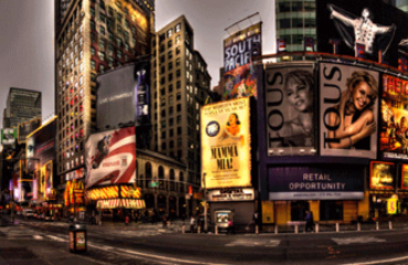 TIMES SQUARE | New York Bus Tours | Discover DC | NYC Day Bus Tour
