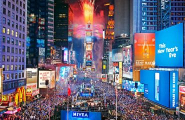 Times Square | New Year's Eve
