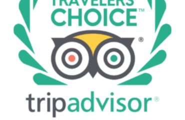 2018 Travelers' Choice Award Winner!
