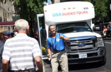 Guided NYC Bus Tour | Tour Guided With Tour Group