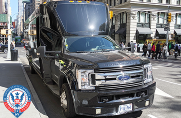 New York Bus Tours Conducted With Luxury Buses