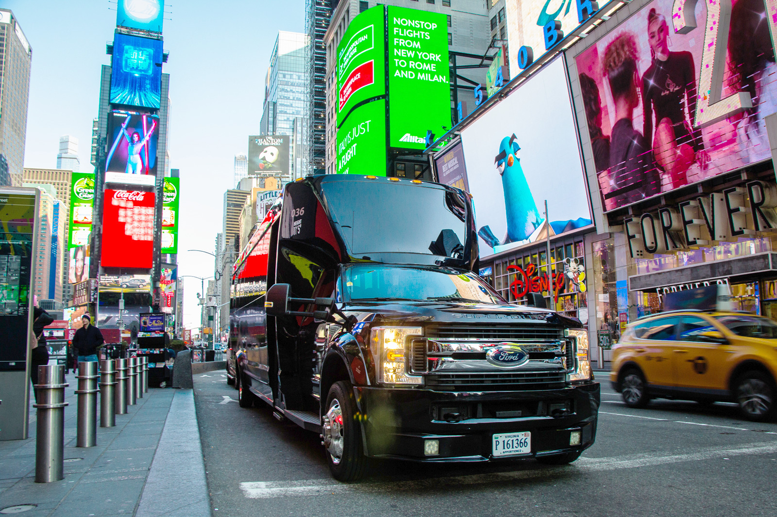 NYC Bus Tours by USA Guided Tours